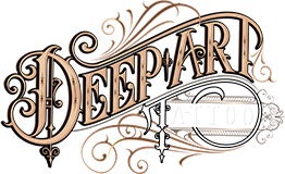 Deep Art Tattoo Studio Logo